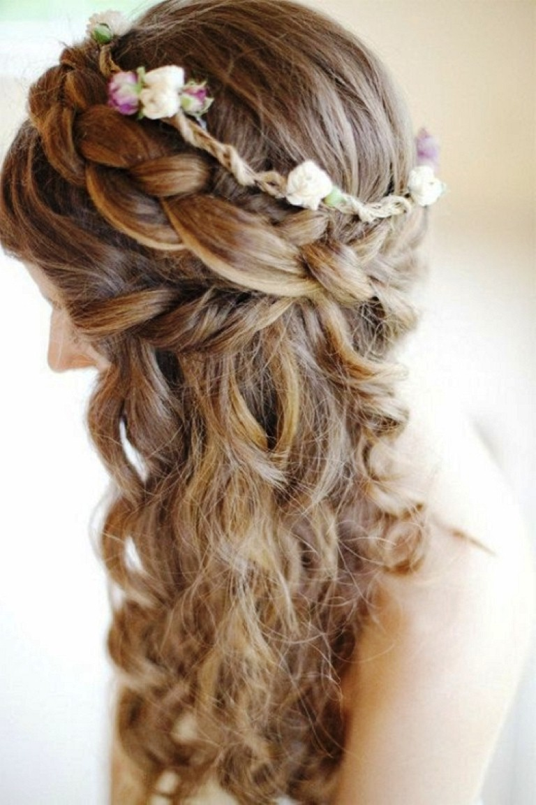 2016 Pretty Curly Hairstyles For Prom 2019 Haircuts