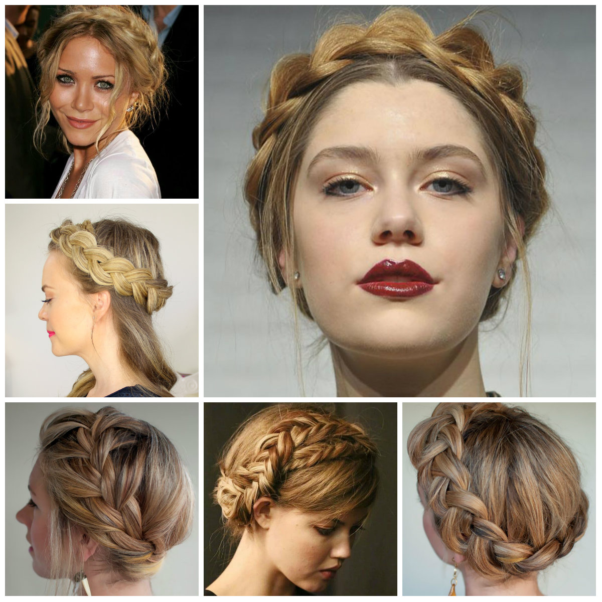 crown braid hairstyles for 2016