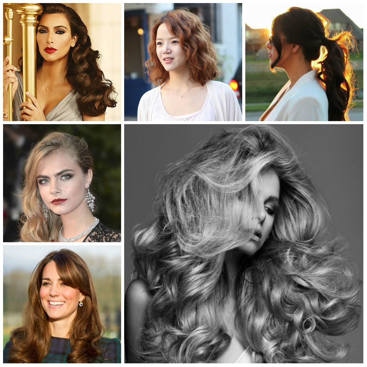 curly hairstyles for 2016