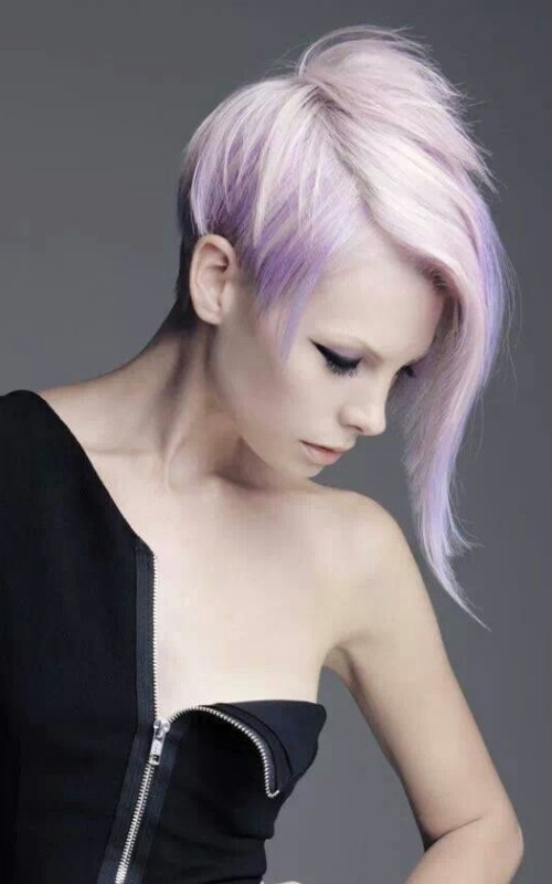 Hottest Edgy Hairstyles For 2016 2019 Haircuts
