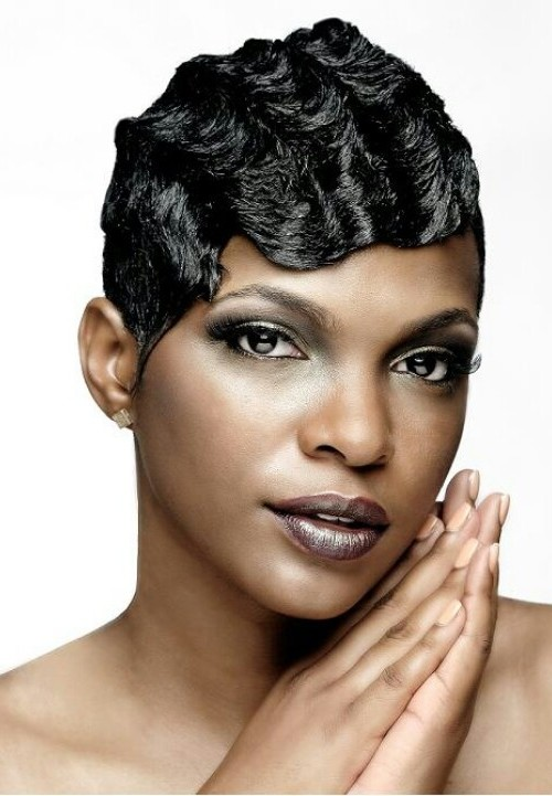 Remarkable 2016 Festive Hairstyles For Afro American Women 2017 Haircuts Hairstyle Inspiration Daily Dogsangcom