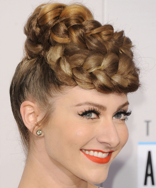 Formal Hairstyle Ideas For Holidays 2016