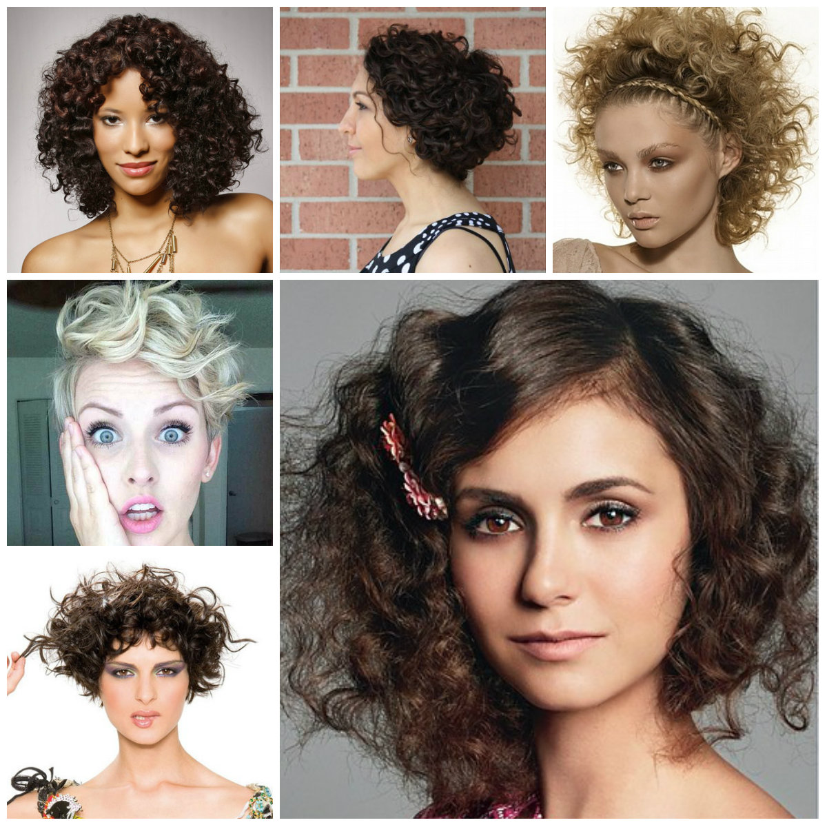 Trendy Hairstyles For Curly Hair Hair Color Ideas And Styles For 2018