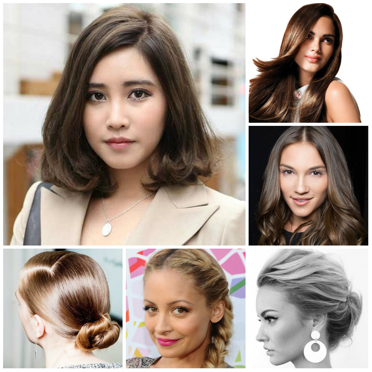 hairstyles for work 2016