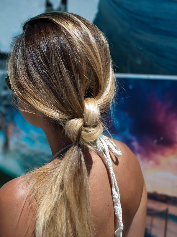 Creative Knotted Hairstyles For 2016 2019 Haircuts