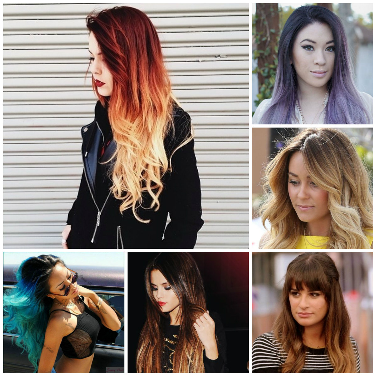 Best Ombre Hair Color Ideas to Try in 2016 | 2019 Haircuts ...