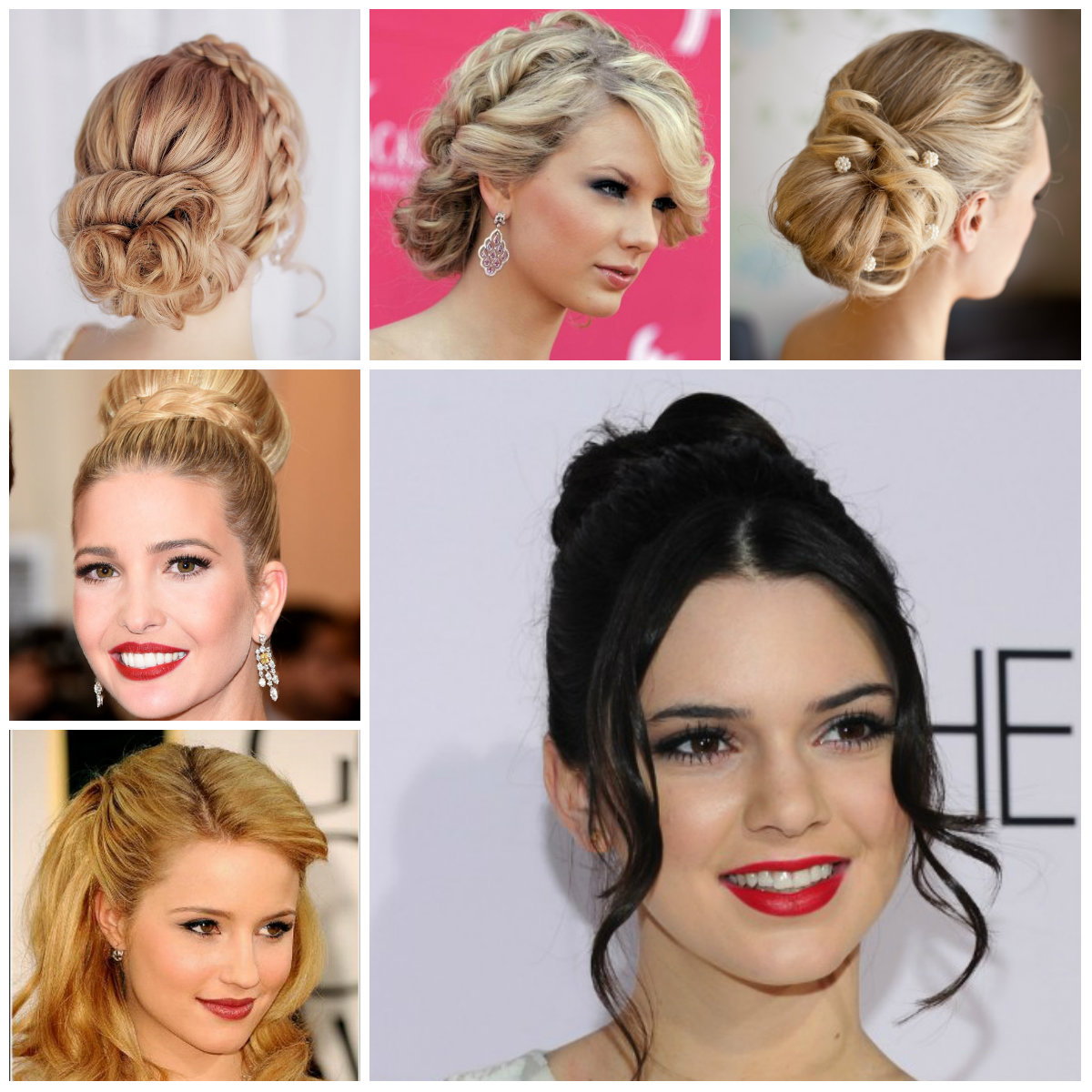 Prom Updo Hairstyles To Try In 2016 2019 Haircuts Hairstyles And