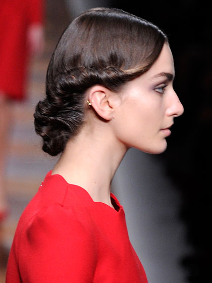 Runway Updo Hairstyle Inspiration For 2016 2019 Haircuts