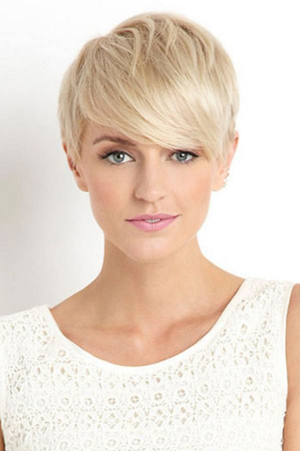 Astonishing Short Blonde Hair Colour Short Hair Fashions Short Hairstyles For Black Women Fulllsitofus