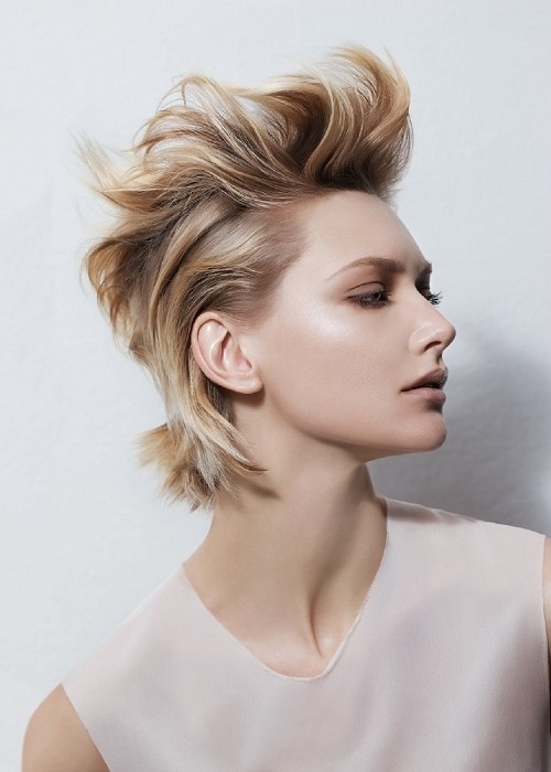 short party hairstyle 2016