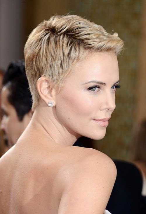 short pixie haircut 2016
