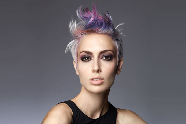 Multi Hair Color Styles: 2016 Hair Color Ideas For Short Hair
