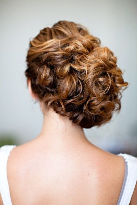 wedding updo hairstyle 2016