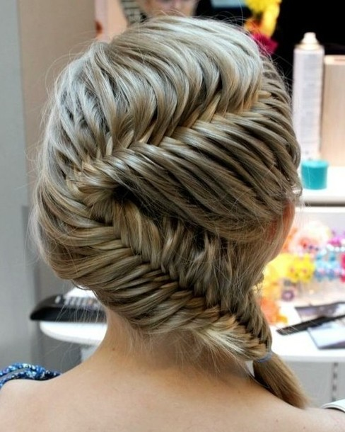 zigzag fishtail braid 2016