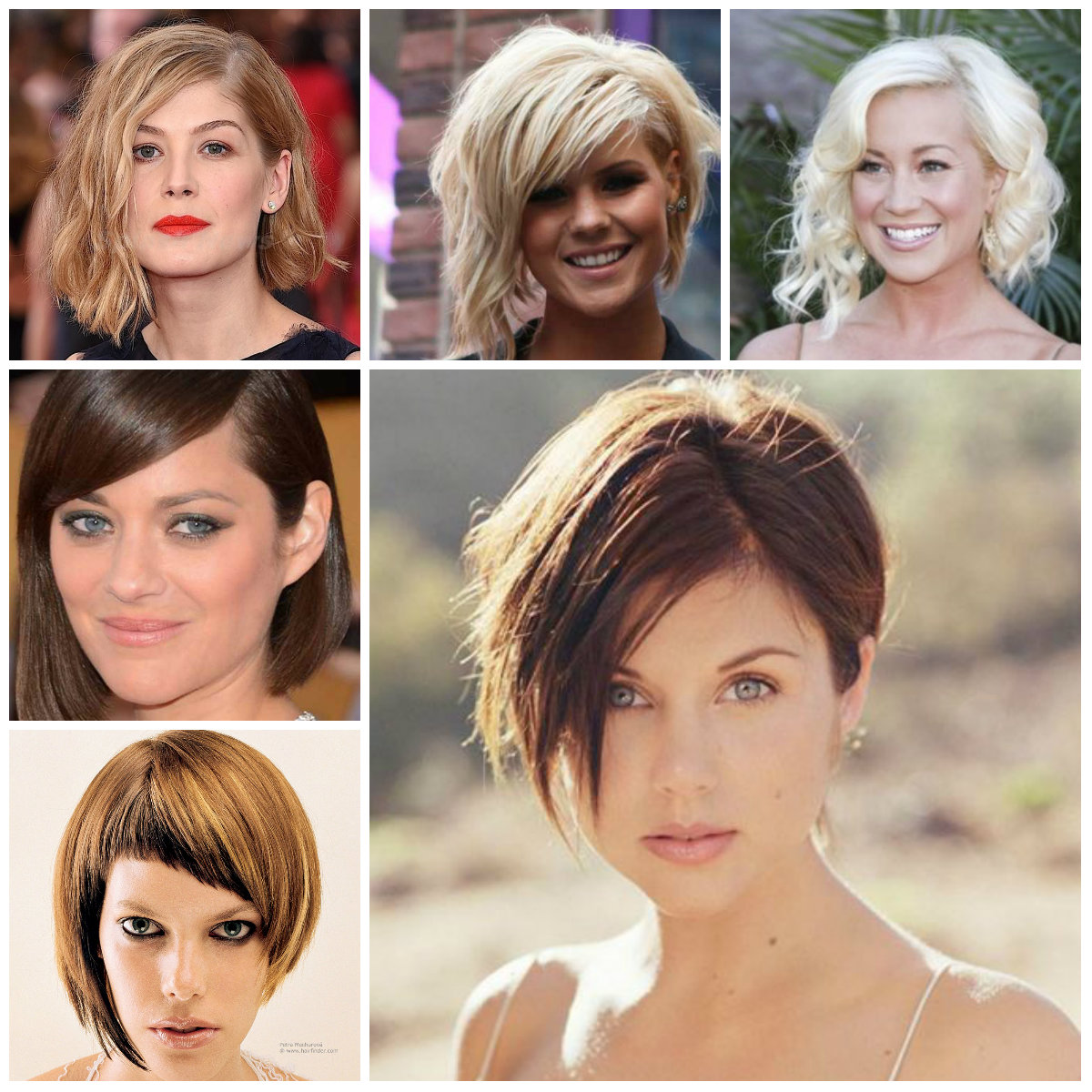 asymmetrical bob haircuts 2016
