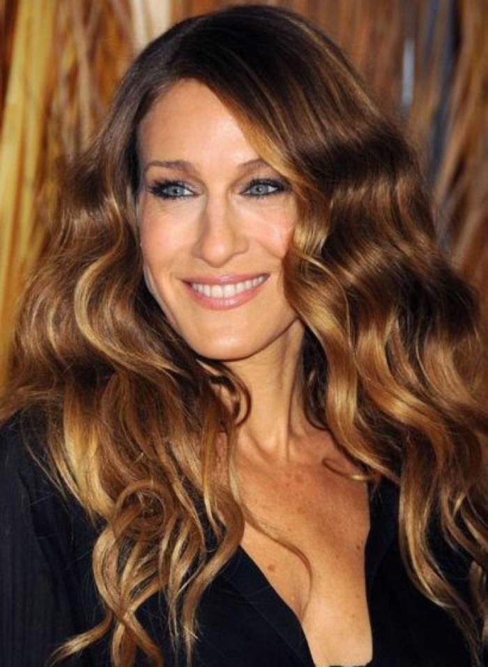 dark golden blonde highlights for 2016