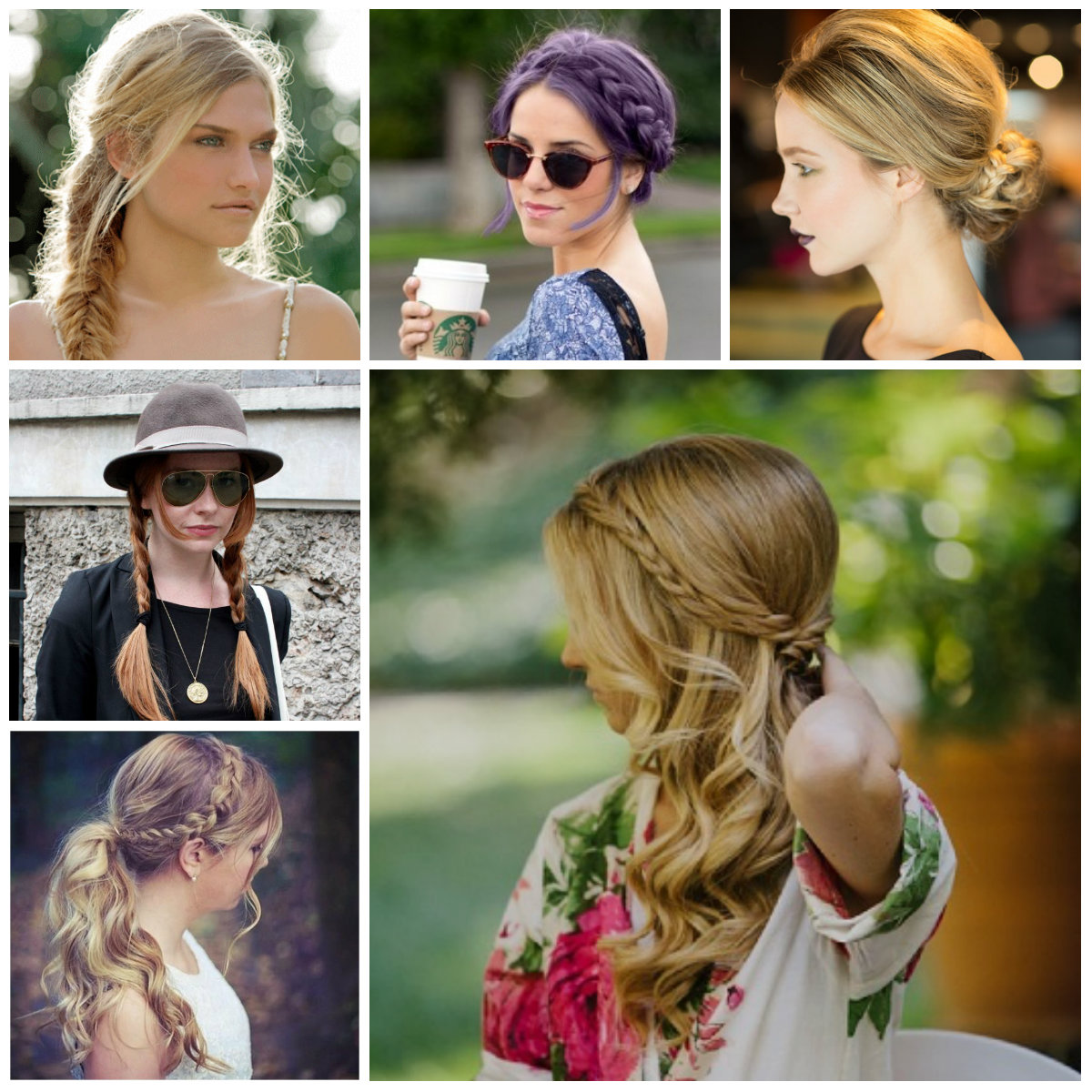 Stupendous 6 Easy To Do Braided Hairstyles For 2016 2017 Haircuts Short Hairstyles For Black Women Fulllsitofus
