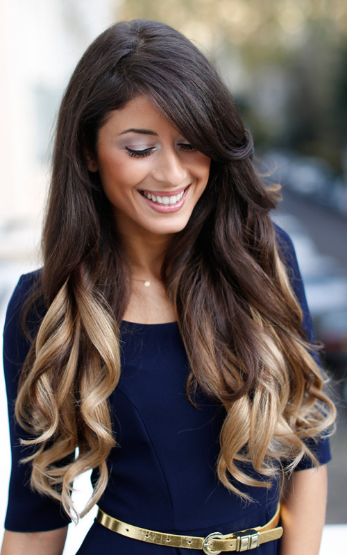 long black ombre hair 2016