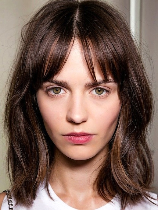 Trendy Long Bob Haircuts for 2016 | 2019 Haircuts ...
