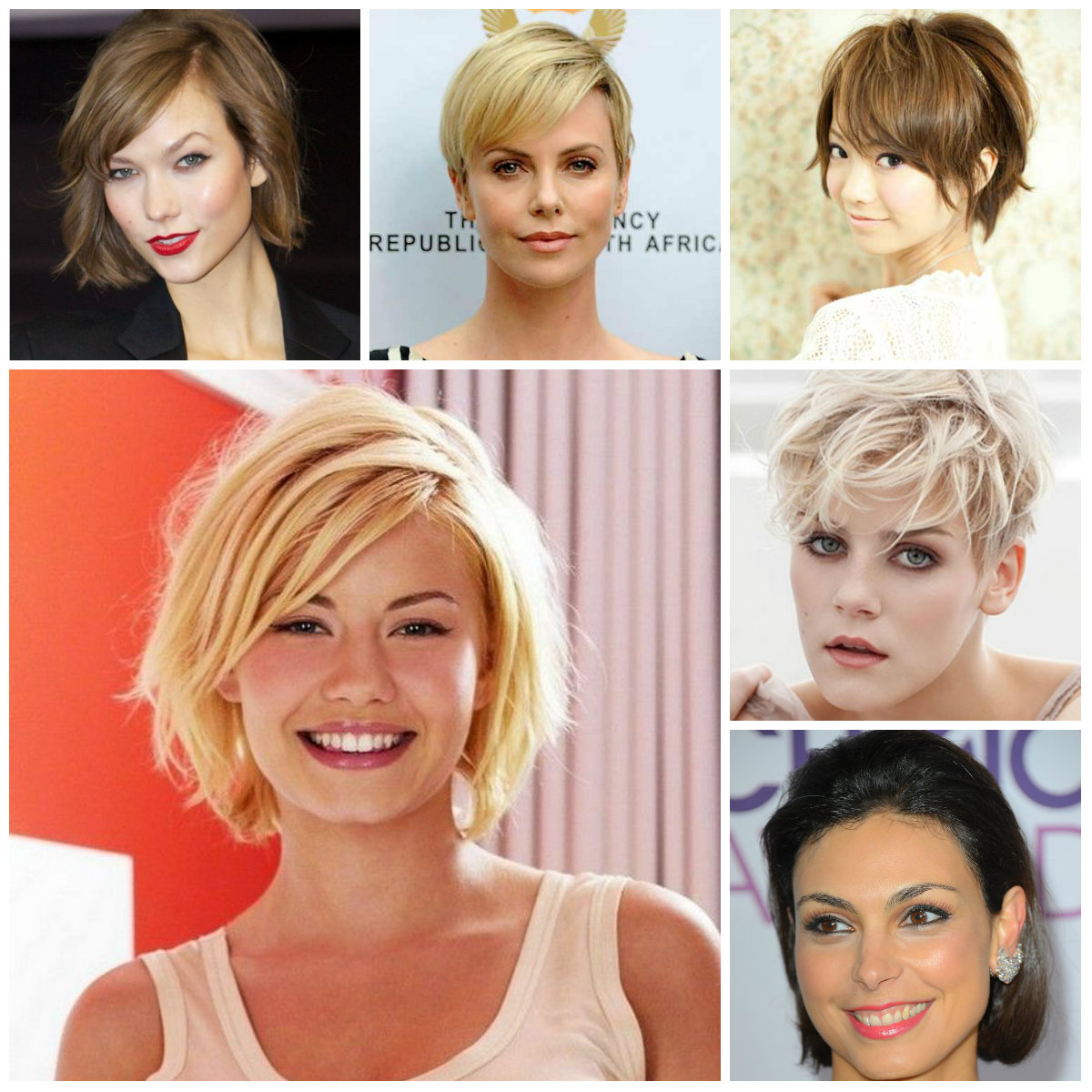 Casual Short Hairstyle Ideas For 2016