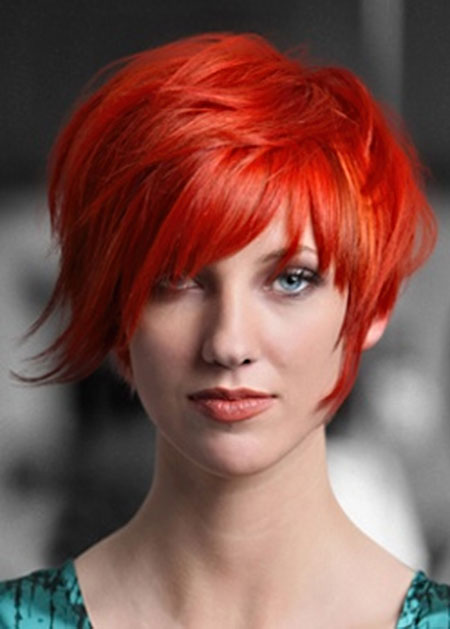 Short Red Hairstyles 2015 - Best Short Hair Styles