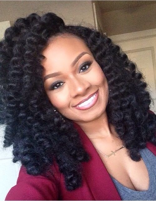 Astounding Crochet Braids Hairstyle Ideas For Black Women 2016 2017 Hairstyle Inspiration Daily Dogsangcom