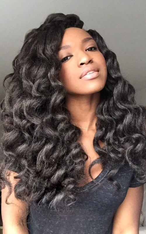 Crochet Braids Hairstyle Ideas for Black Women 2016 2017 Haircuts ...