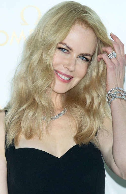 Cool Hairstyle Inspiration From Nicole Kidman For 2016