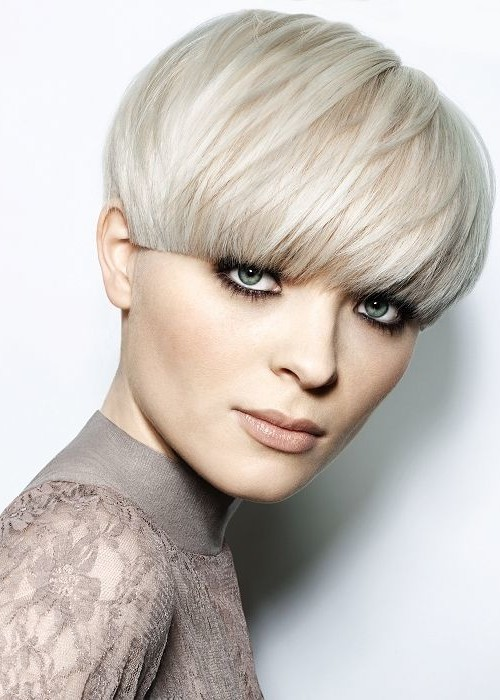 blonde bowl bob haircut 2016