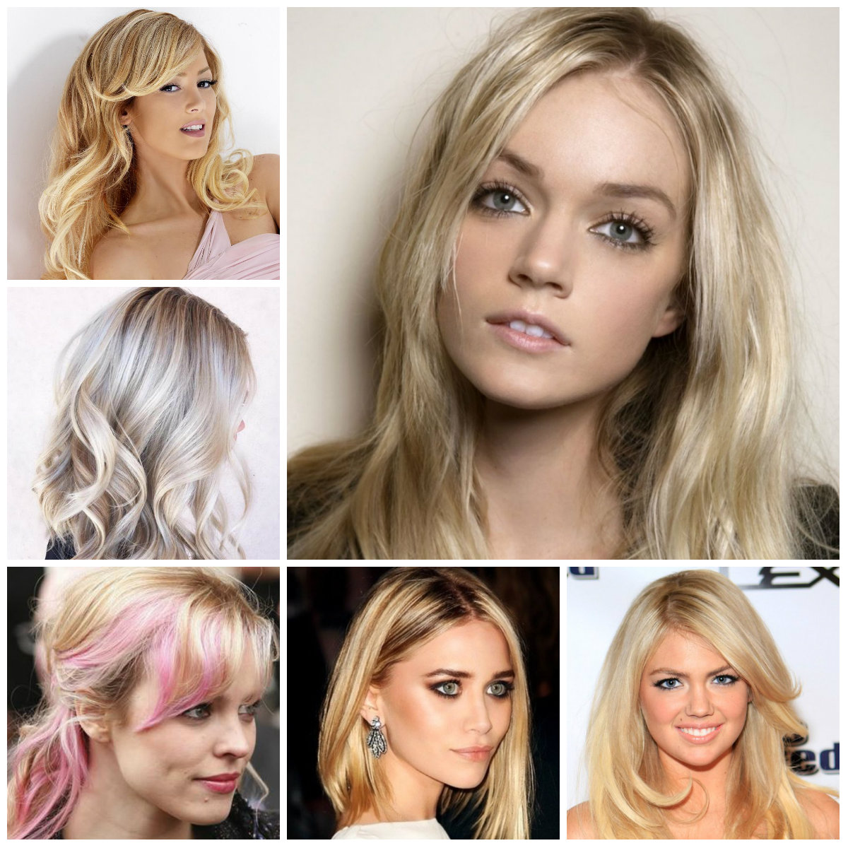 blonde hair with highlights 2016