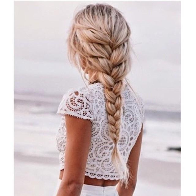 Easy To Do Braided Hairstyles To Try In 2016 2017