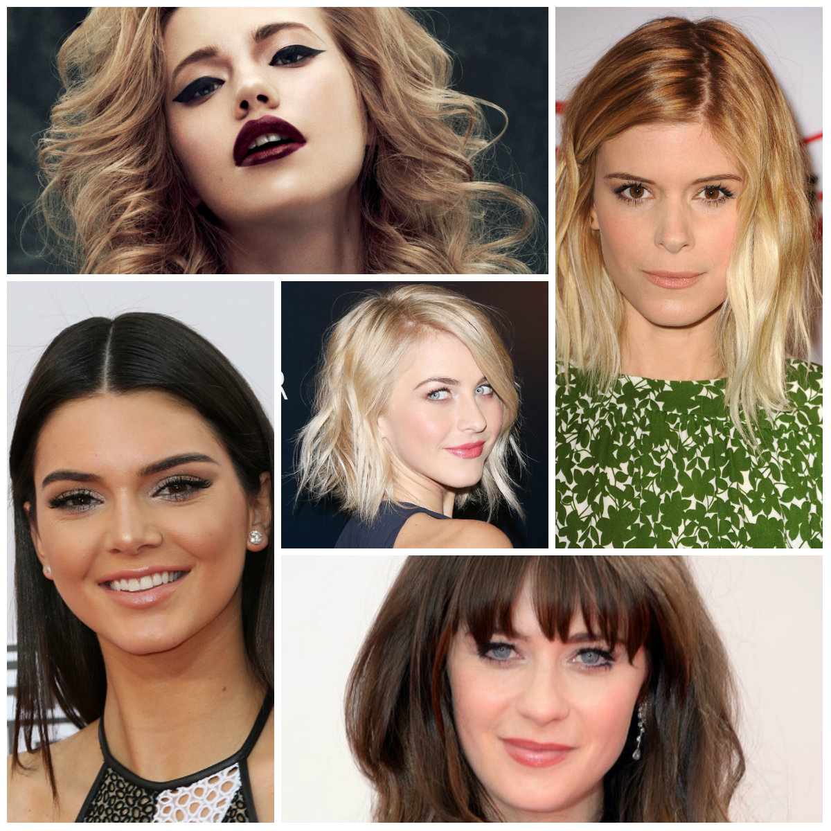 Top 5 Hairstyles Women Will Rock in 2016 | 2017 Haircuts ...