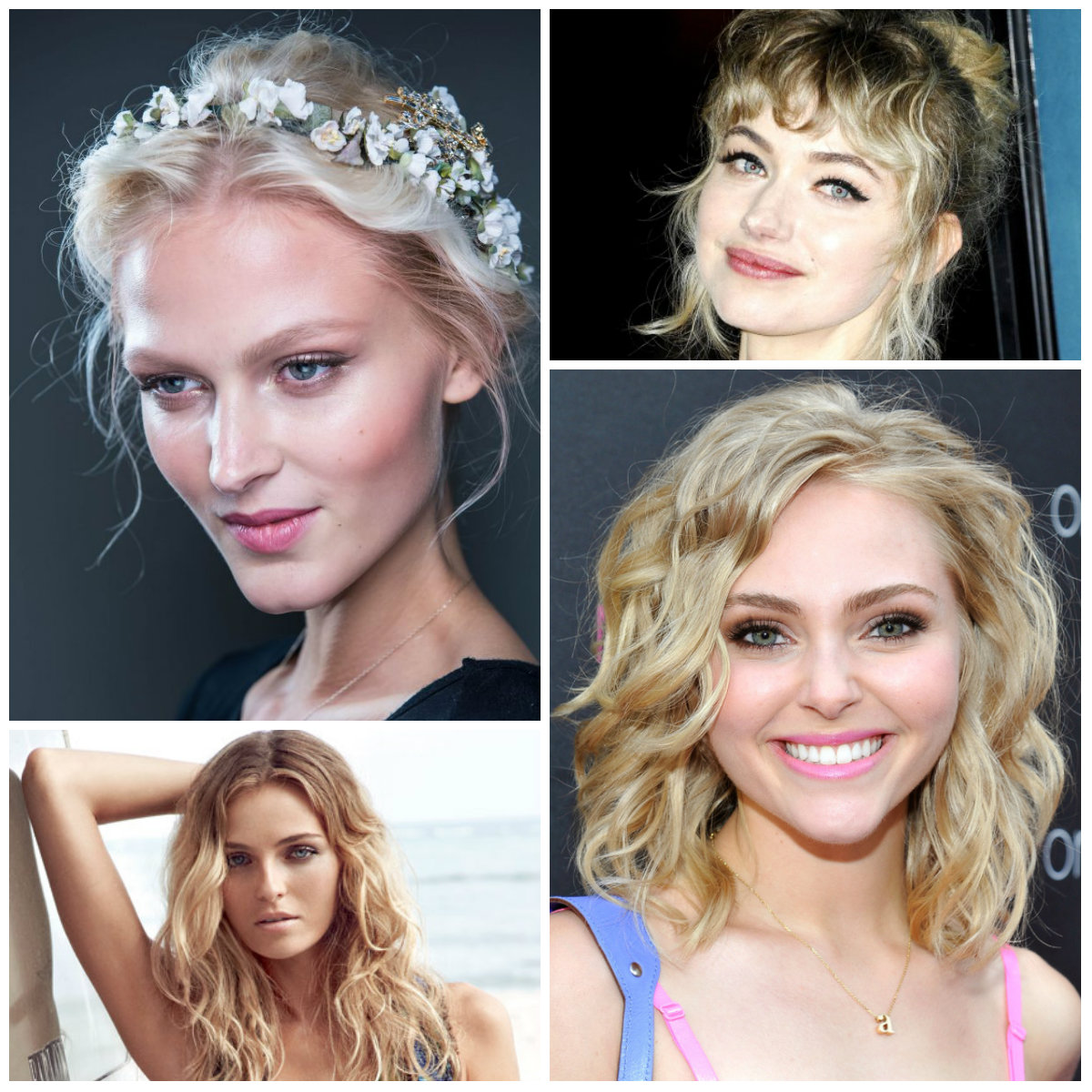 Pretty Hairstyles for Frizzy Hair 2016 | 2017 Haircuts, Hairstyles ...