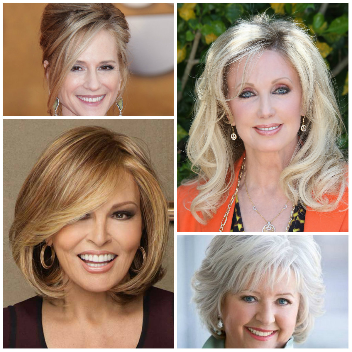 Short Hair Styles For Mature Woman 19