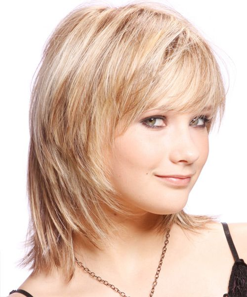 Mid-Length Straight Hairstyle Ideas for 2016 | 2017 Haircuts ...