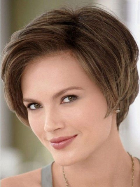 Short Tapered Haircut For Square Face 2016