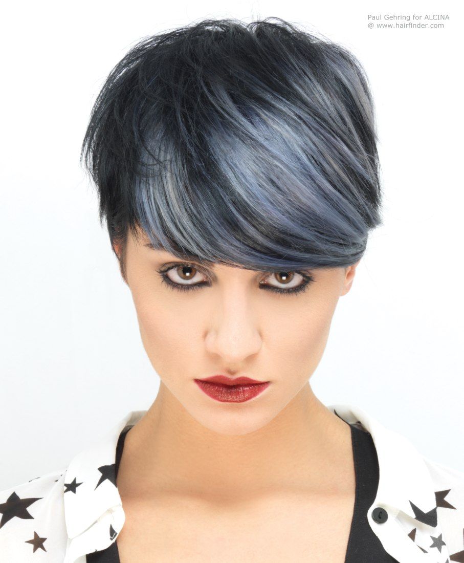 Edgy Hair Highlights To Try In 2016 2019 Haircuts Hairstyles And