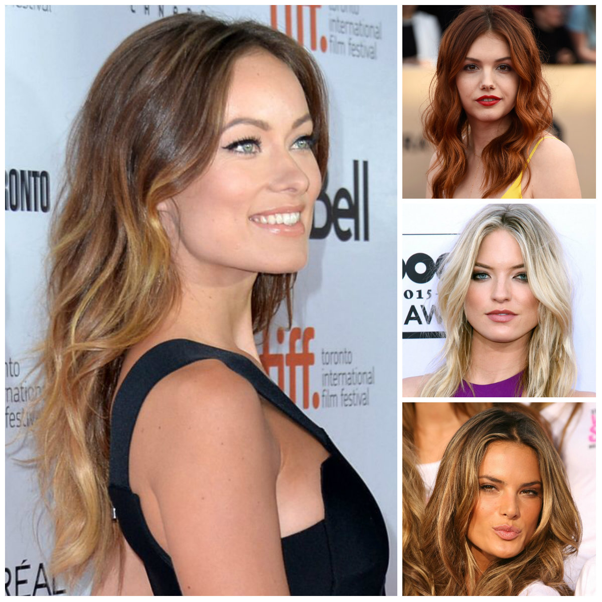 spring 2016 hair colors