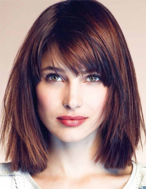 Fantastic The Right Hairstyles For Your Face Shape 2016 2017 Haircuts Short Hairstyles For Black Women Fulllsitofus