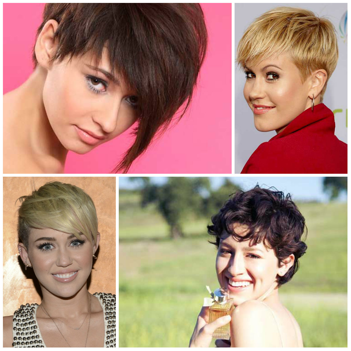 pixie haircut with bangs 2016