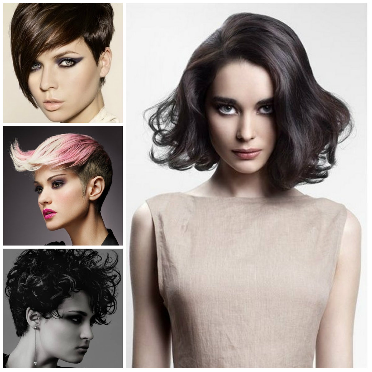 short asymmetrical haircuts 2016
