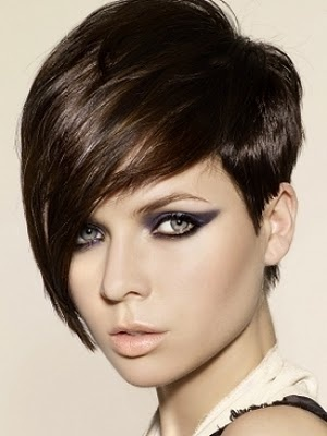 Short Uneven Haircuts for 2016 | 2016 Haircuts, Hairstyles and Hair ...