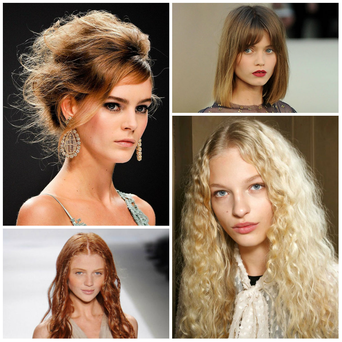 spring 2016 hairstyles 2016