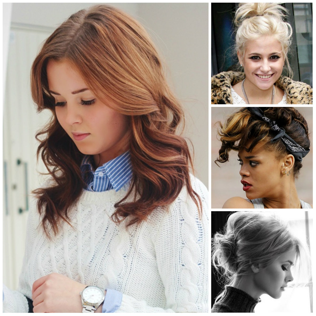 best casual hairstyles for 2016
