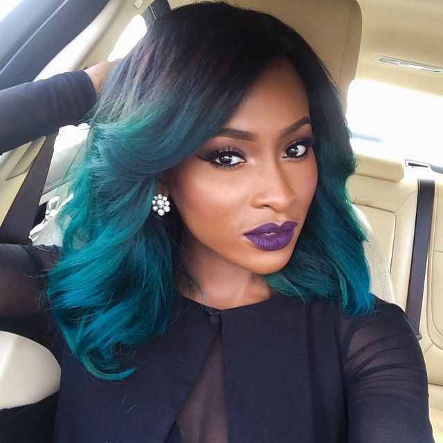 2016 Bold Hair Shades For Black Women 2019 Haircuts Hairstyles