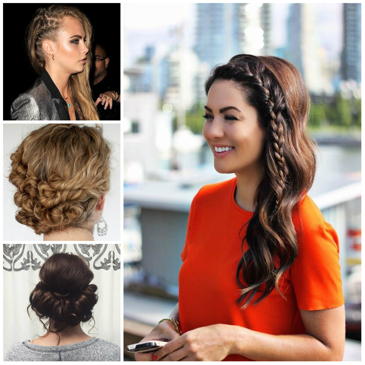 Hottest Formal Hairstyles for Females
