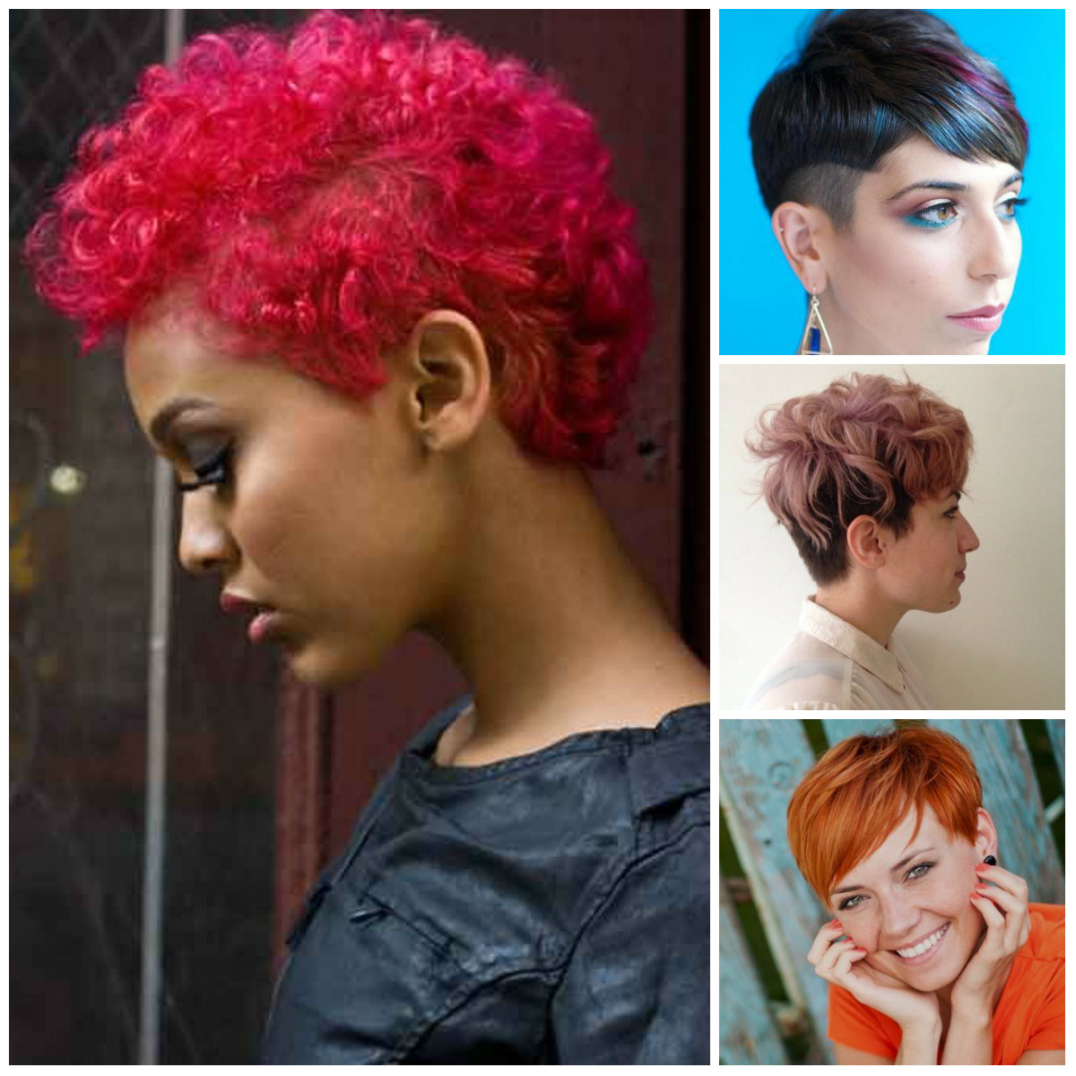 bold pixie hairstyle ideas for 2016