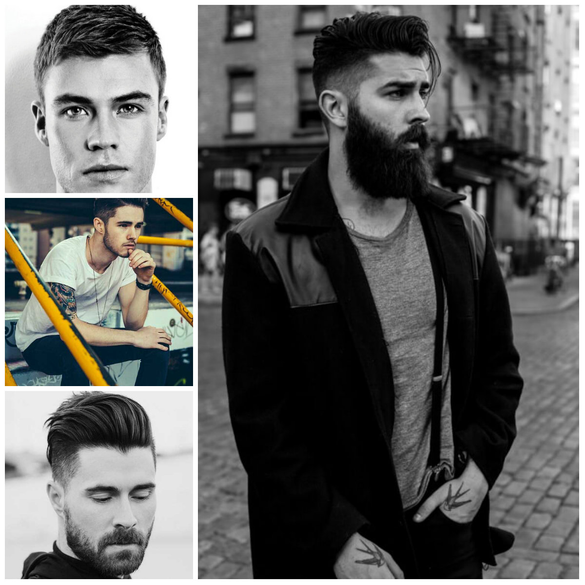 modern mens hairstyles for 2016