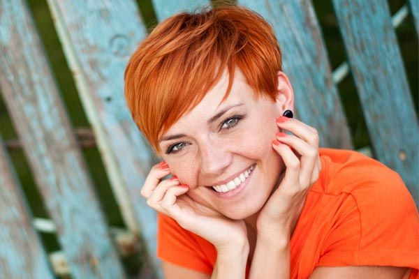 2016 Bold Pixie Haircuts For Women