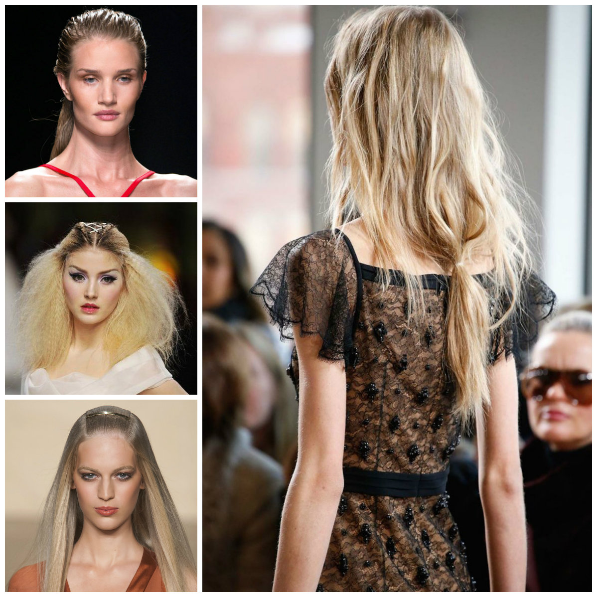 Latest Runway Inspired Hairstyles